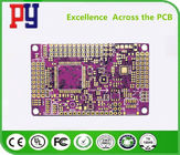 ENIG Process FR4 PCB Board 4 Layers Immersion Gold PCB 1.0mm Thickness For Medical
