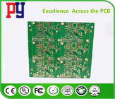 Car Digital TV PCB Printed Circuit Board 1.6mm 2oz  ENIG Minimum Aperture 0.2mm