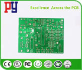 2L FR4 Double Sided PCB Board , Quick Turn PCB Prototypes 1.2mm OSP ENIG Surface