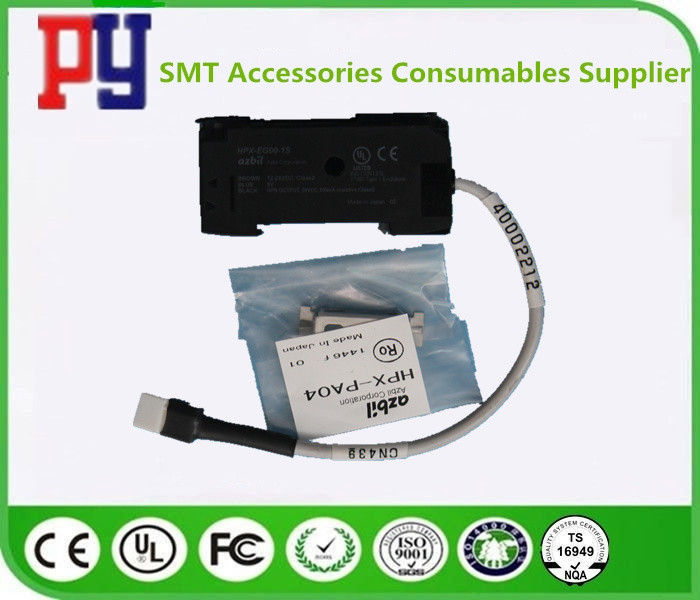 Waiting Sensor SMT Spare Parts HPX-PA04 HPX-EG00-1S Azbil For JUKI Surface Mount Technology System