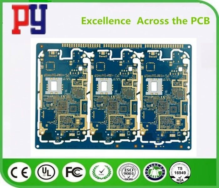 Immersion Gold Multilayer PCB Circuit Board Fr4 Base Material High Precision Prototype