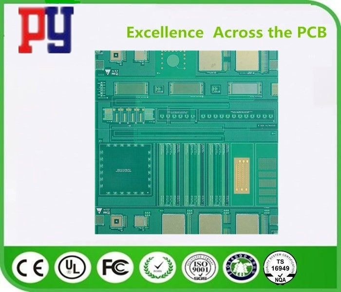 12 layer circuit board  green  fr4  1OZ   Multilayer PCB Board  high-tg  enig