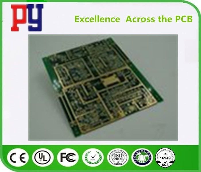 8 layer circuit board green  fr4  1OZ   Multilayer PCB Board   HDI