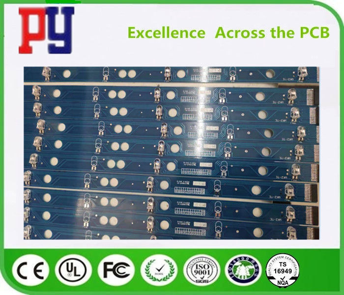 Fr4 Surface Mount Pcb Assembly Hasl Surface Finishing 1.2MM Board Thickness